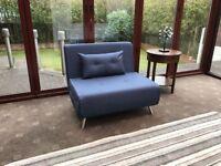 Haru Single Chair Sofa Bed Futon