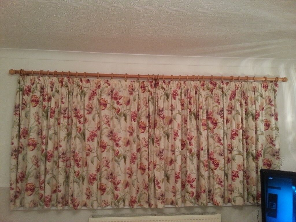 Laura Ashley Gosford Curtains In Cottingham East