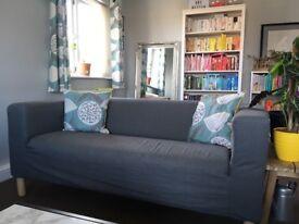 IKEA Klippan 3-seater Sofa Grey