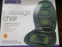 Brand New Car and Home Back Massage Chair