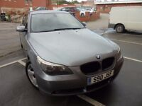 BMW 525d SE 2005 Immaculate Inside and Out 6 Speed Manual Private Plate Included