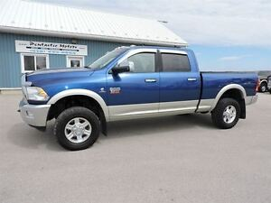 2010 Dodge Ram 3500 Laramie,DIESEL,CREW,LEATHER,DVD,LOADED!!