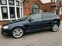 AUDI A3 SPORTBACK FACELIFT 1.4 TFSI *Only 34,000 miles* Cat C repaired!