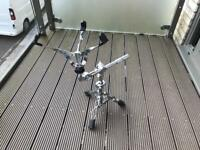 Snare stand double braced
