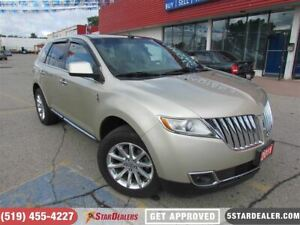 2011 Lincoln MKX AWD | NAV | LEATHER | PANO ROOF