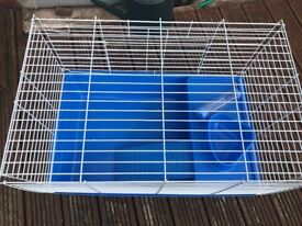 Guinea pig/ small animal cage + Accessories
