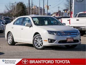 2012 Ford Fusion SEL, AWD, V6, Certified, Bluetooth