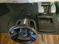 Saitek steering wheel pc gaming