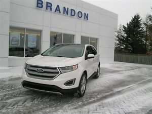 2016 Ford Edge Titanium - AWD Canadian Touring PKG **Cold Weathe