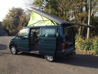 HI SPEC MAZDA BONGO 25 TD 4WD MOTOR CARAVAN BRAND NEW KITCHEN CONVERSION COOLANT