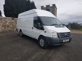 Ford Transit Jumbo EXLWB – Very rare van, excellent condition, Full Year's MOT