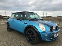 mini cooper not s. all the cooper extras fitted bargain clean car