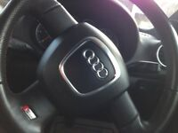 Audi A3 S Line, full leather