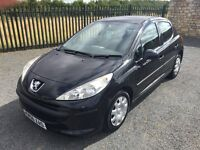 2005 56 PEUGEOT 207 1.4 S 5 DOOR HATCHBACK - *LOW MILEAGE* - ONE KEEPER FROM NEW - CHEAP EXAMPLE!