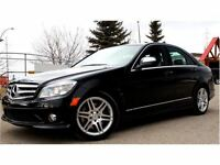 2008 Mercedes-Benz C350 - with a FREE gift valued at $1,000.00