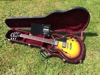 2008 Gibson Custom Shop es-339 - signed Seymour Duncan antiquities upgrade