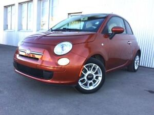 2012 Fiat 500 Pop, SATELLITE RADIO.