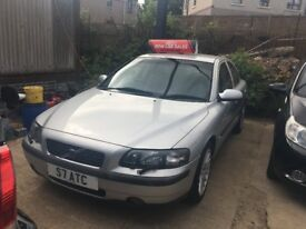 2001 VOLVO S60 T S AUTOMATIC