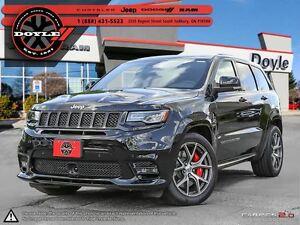 2017 Jeep Grand Cherokee 6.4L HEMI SRT LAGUNA SIGNATURE PREMIUM