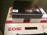 Complete 3 camera 1080p hd-Tvi cctv system - brand new
