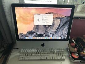 Apple iMac 20inch 2009 model