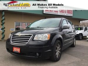 2010 Chrysler Town & Country Touring $114.02 BI WEEKLY! $0 DOWN!