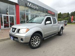 2013 Nissan Frontier  SL LongBed+Cover Navi Ltr Roof SideStep ++