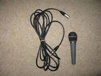 Stageline DM 2100 Dynamic Studio Microphone