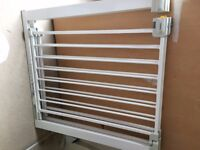 Baby Cot, Safety Gates and Bath Tub