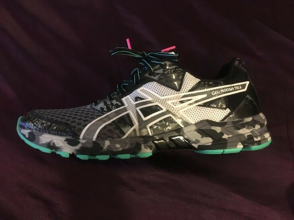 the latest d5cc1 0efff Womens Asics Gel-Noosa Tri 8 Running Trainers UK 9 US 11 | in Beeston, West  Yorkshire | Gumtree