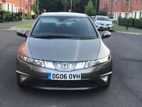 DIESEL HONDA CIVIC EX I CTDI 5 DOOR HATCHBACK 2.L