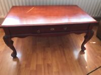 Lovely piece of furniture coffee or hall table
