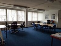 Cheap offices to rent - Leicester City Centre - No agency fees, all bills included!!