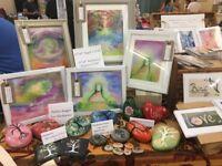 "Springtime ""Eggstravaganza"" crafts, art, holistic & psychic fair"