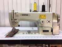 Brother DB2-B791-013A Needle Feed Lock-stitch Industrial Sewing Machine