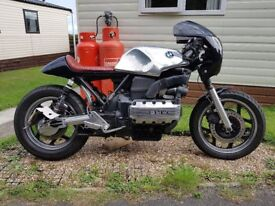 VERY RELUCTANT SALE OF MY BMW CAFE RACER