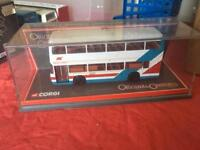 Keighley & District Original Omnibus Corgi Bus Model