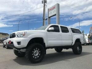 2013 Toyota Tacoma LIFTED, AFTERMARKET OFF ROAD PACKAGE!
