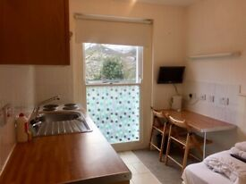 Swiss Cottage Single studio for long let's £850pcm all bills included