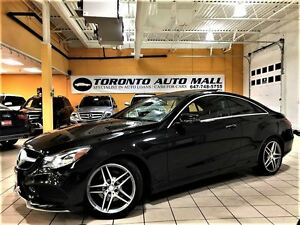 2014 Mercedes-Benz E-Class E350+4MATIC+AMG PKG+NAVI+CAMERA+PANOR