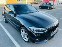 2016 BMW 1 SERIES 116D M SPORT 5DR