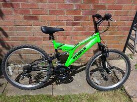 """Boy's 24"""" Bike"""