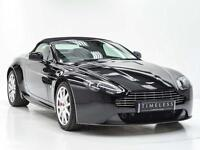 Aston Martin Vantage V8 ROADSTER (black) 2014-03-29