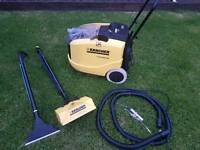 Karcher Puzzi 400 comercial carpet cleaner
