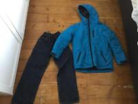 Coat and jeans Age 8 from Next