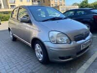 Toyota, YARIS, Hatchback, 2005, Manual, 998 (cc), 5 doors