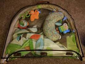 SKIP HOP Treetop Friends Baby gym. Excellent condition.
