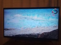 Brand new 50''Panasonic smart 4K ultra HD tv