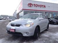 2005 Toyota Matrix TRD Special Edition Winter Clearance Sale