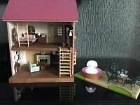 Sylvanian Families 3 storey House